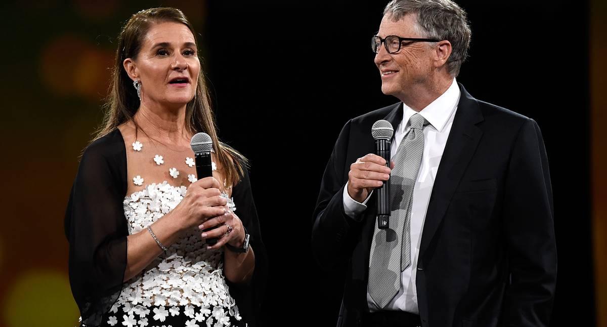 Bill y Melinda Gates vendieron todas sus acciones de Apple y Twitter antes de anunciar el divorcio