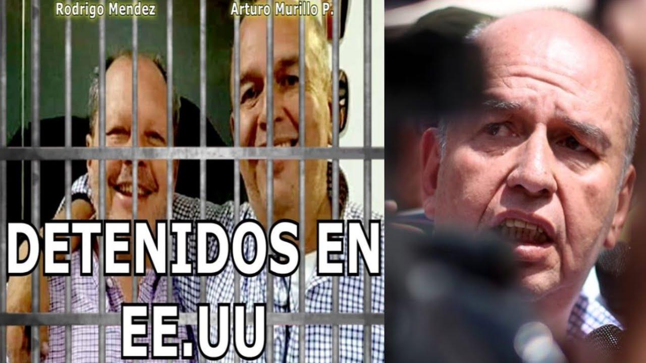 Arturo Murillo, exministro de Jeanine Áñez, fue aprehendido e imputado en EEUU., acusado por los delitos de soborno, lavado de dinero y por impulsar un clan mafioso que incluye a su hermana, su cuñado, varios oficiales de la Policía