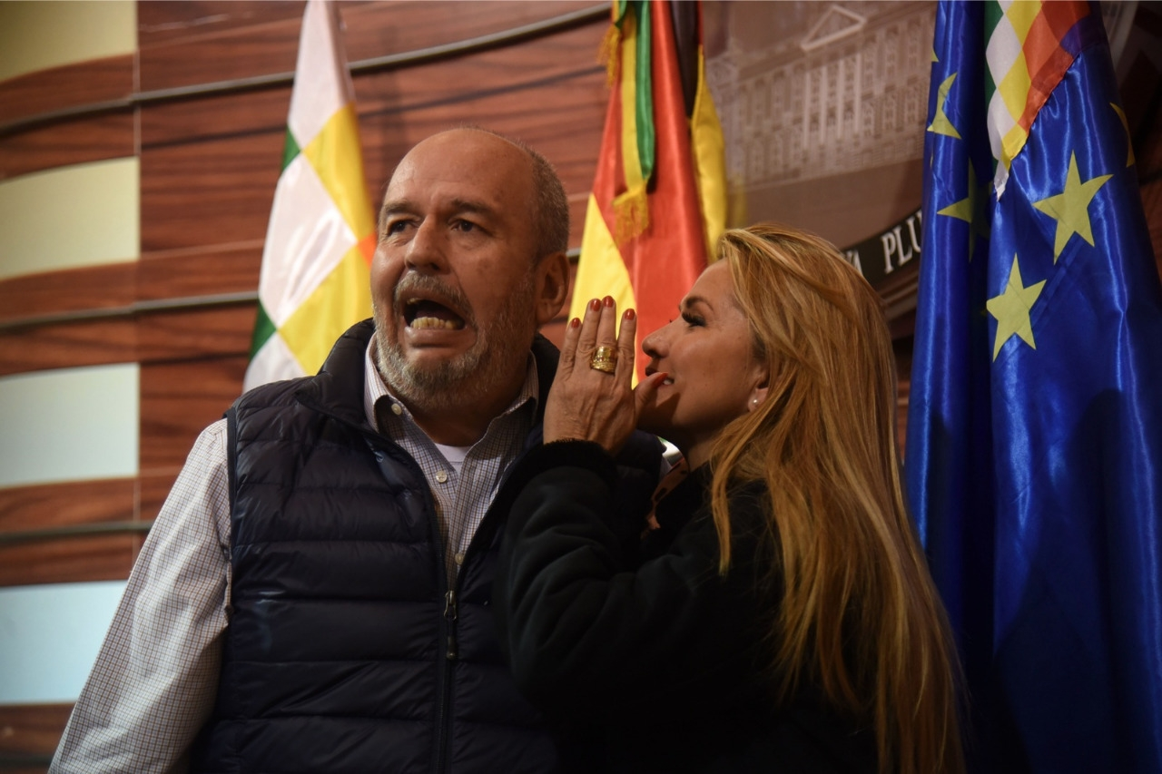 De acuerdo a EE.UU. Arturo Murillo puede recibir una sanción de 20 años de cárcel por estar involucrado en un hecho de sobornos y lavado de dinero por el caso denominado gases lacrimógenos