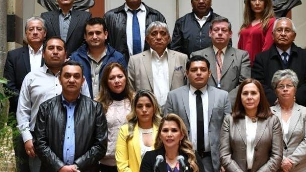 Con la detención de  Arturo Murillo en EE.UU. remueve los procesos contra la detenida Jeanine Añez por el caso