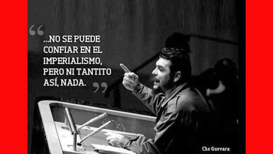 Unesco en su cuenta de Twitter recordó al político y revolucionario argentino nacionalizado en Cuba, Ernesto Guevara de la Serna con motivo de que se cumplen 93 años de su nacimiento este 14 de junio