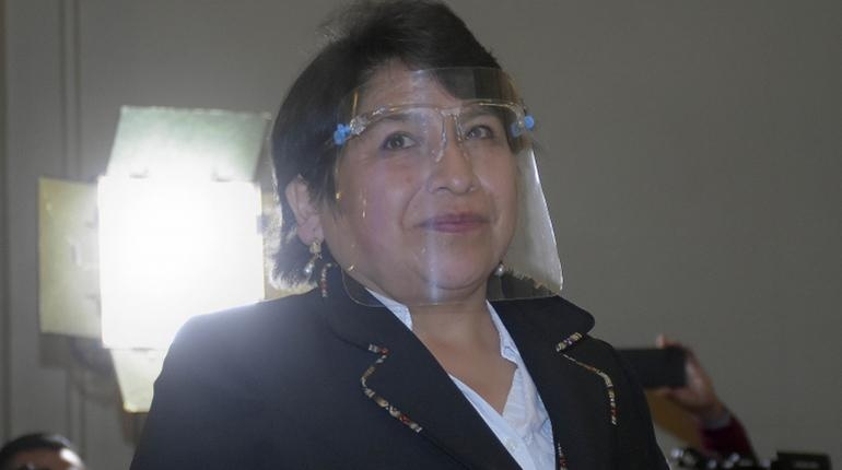 Dina Chuquimia Vocal electoral afirma que existe una